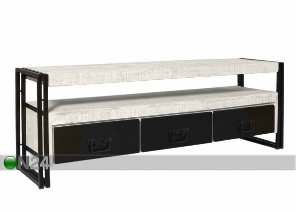 SIT Möbel TV-taso White Panama