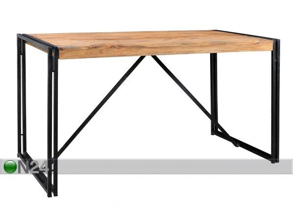 SIT Möbel Ruokapöytä Panama 140x70 cm