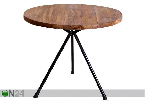SIT Möbel Sohvapöytä Panama Ø 60 cm