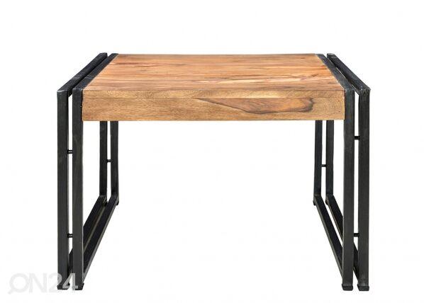 SIT Möbel Sohvapöytä Panama 80x80 cm