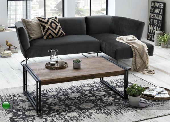 Image of SIT Möbel Sohvapöytä Panama 120x80 cm