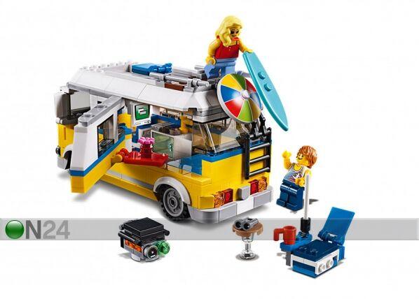 Lego Surffari van LEGO Creator