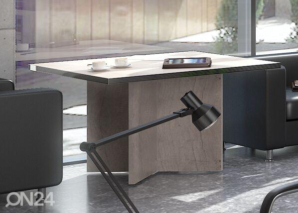 SKYLAND Kokouspöytä Torr 120x120 cm