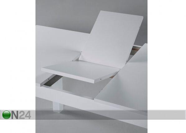 Image of Jatkettava ruokapöytä Trento 80x120-150 cm