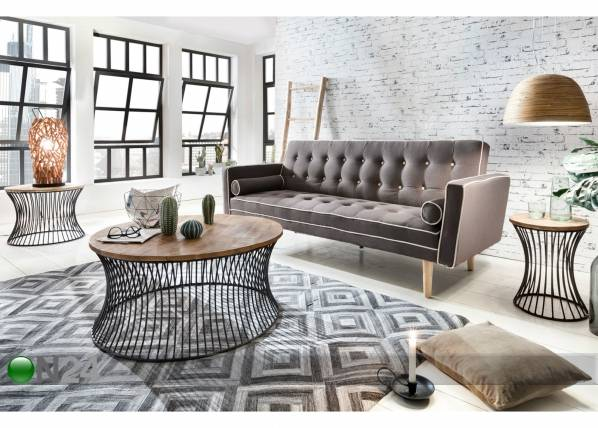 SIT Möbel Sohvapöytä This Ø 90 cm