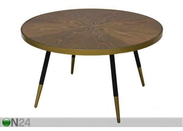 rge Sohvapöytä Facett Ø 80 cm