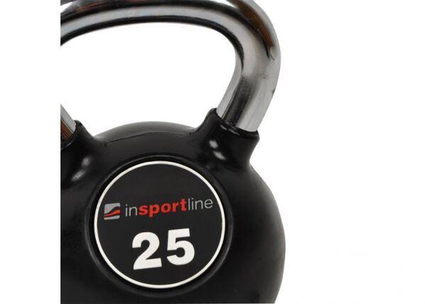 Image of Insportline Kahvakuula 25 kg inSPORTline kumitettu