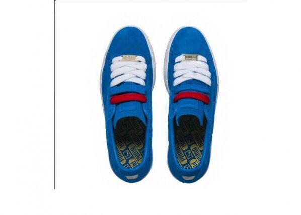 Image of Puma Miesten vapaa-ajan kengät Puma Suede Classic Paris M 366298 01