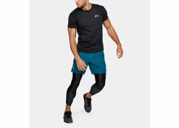 Image of Under Armour Miesten vapaa-ajanpaita Under Armour Threadborne Swft SS Tee M 1318417-001