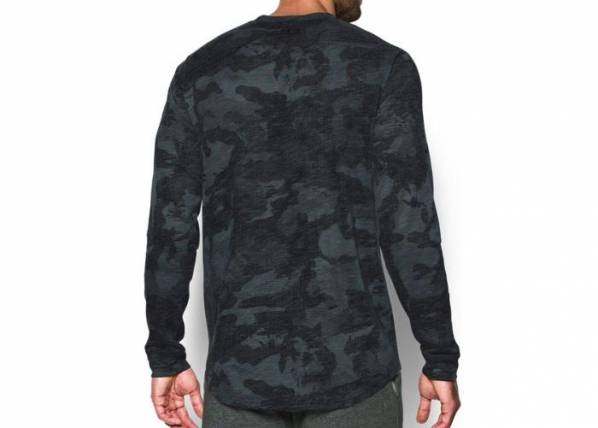 Image of Under Armour Miesten vapaa-ajanpaita Under Armour Sportstyle LS Graphic Tee M 1303706-005