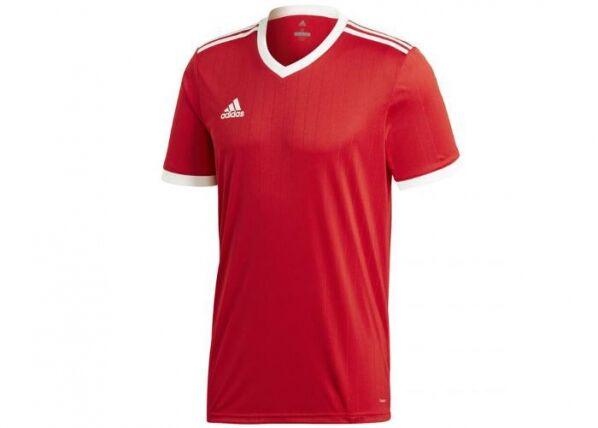 Image of Adidas Miesten vapaa-ajanpaita Adidas Tabela 18 Jersey punainen M