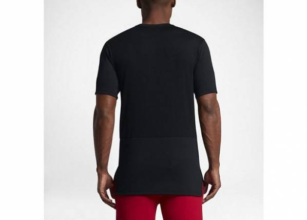 Image of Miesten vapaa-ajanpaita Nike Jordan 23 Lux Classic Pocket T-Shirt M 843082-091