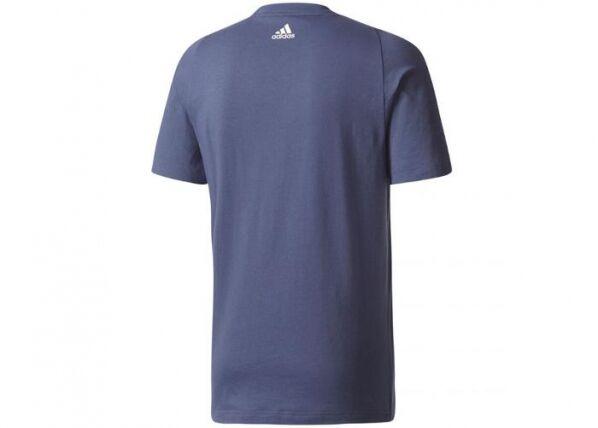 Image of Adidas Miesten vapaa-ajanpaita Adidas ESSENTIALS LINEAR