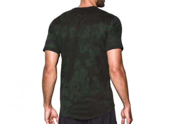 Image of Under Armour Miesten vapaa-ajanpaita Under Armour Sportstyle Core Tee M 1303705-357