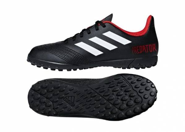 finest selection 81753 0a46b Adidas Lasten jalkapallokengät tekonurmelle Adidas Predator Tango 18.4 TF Jr