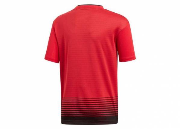 Image of Adidas Lasten jalkapallopaita Adidas Manchester United Jr