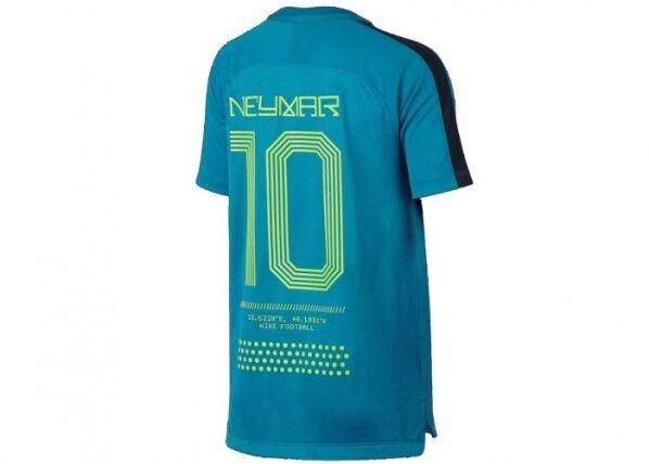 Image of Nike Lasten jalkapallopaita Nike Neymar B NK Dry SQD Top SS GX Jr