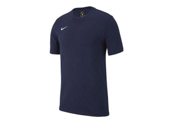 Image of Nike Miesten treenipaita Nike Team Club 19 Tee M AJ1504-451