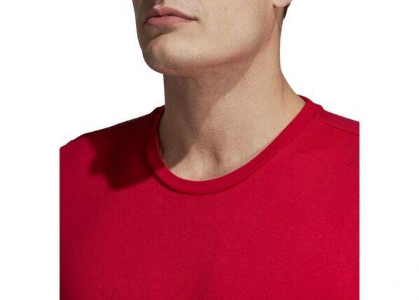 Image of Adidas Miesten t-paita Adidas Manchester United DNA Graphic Tee M