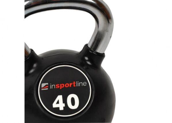 Image of Insportline Kahvakuula 40 kg inSPORTline kumitettu
