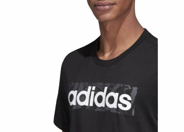 Image of Adidas Miesten t-paita Adidas Linear AOP Box Tee M DV3041