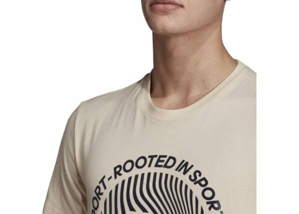 Image of Adidas Miesten t-paita Adidas CRCLD GRFX T M EI4611