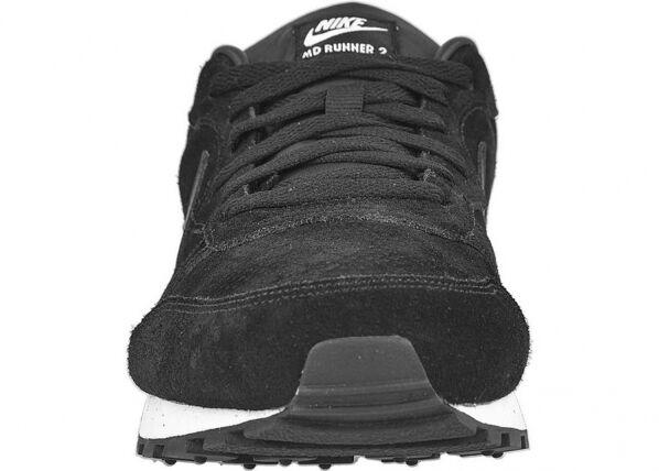 Image of Miesten vapaa-ajan kengät Nike Sportswear MD Runner 2 Leather Premium M 819834-001