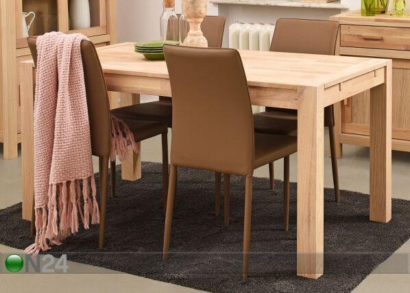 Image of Ruokapöytä Harper 160x80 cm