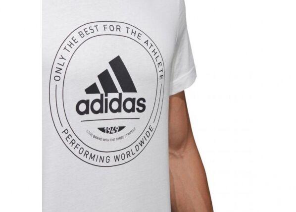 Image of Adidas Miesten vapaa-ajanpaita Adidas Adi Emblem M CV4515