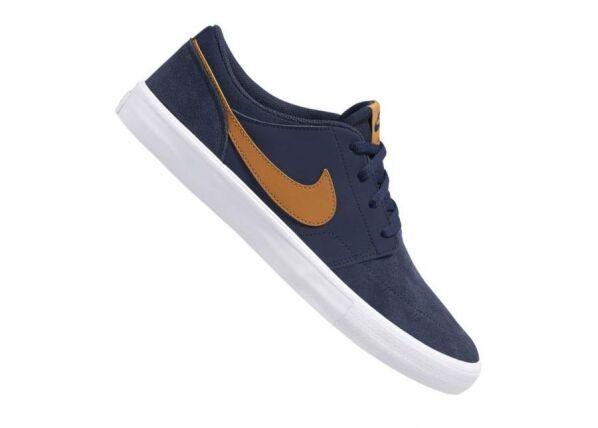 Image of Miesten vapaa-ajan kengät Nike SB Solarsoft Portmore II M 880266-402