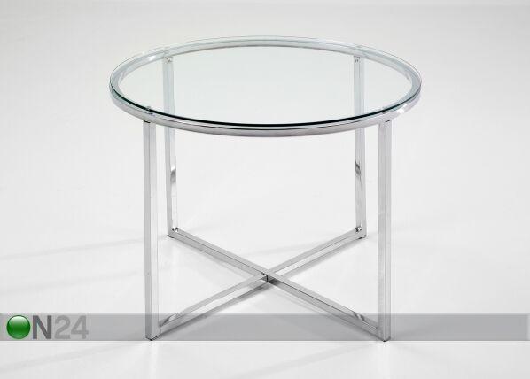 Actona Sohvapöytä CROSS Ø 55 cm