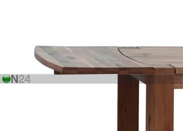 Ruokapöydän jatko-osa PHILADELPHIA 50x95 cm