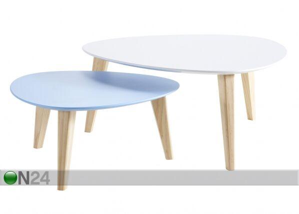 Demeyere Sohvapöydät STONE 2 kpl