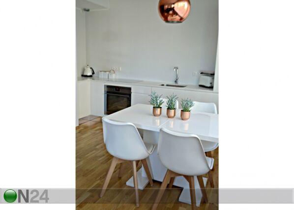 Actona Jatkettava ruokapöytä GUST 80x120-160 cm