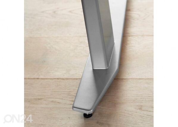 Tvilum Työpöytä+laatikosto PRIMA sähkö korkeudensäädöllä