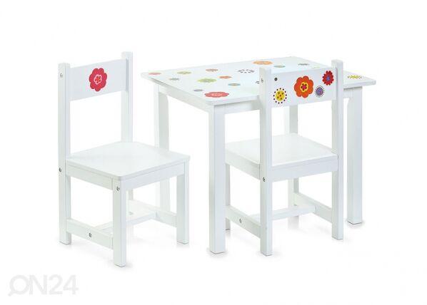 Image of Zeller Present Lasten pöytä ja tuolit