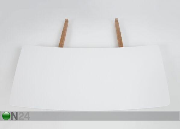 Actona Ruokapöydän NAGANO jatko-osat, 2 kpl
