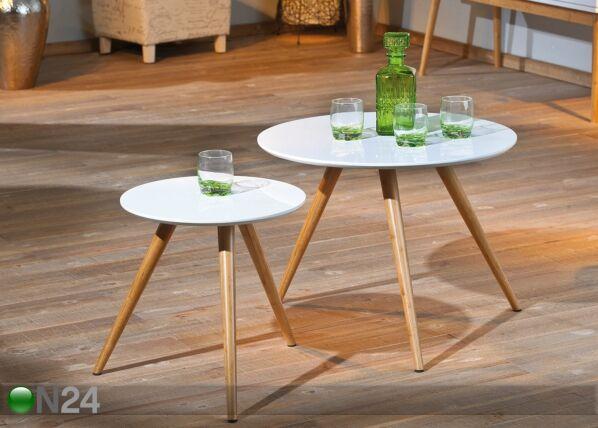 InterLink Pöydät PHILLIS, 2 kpl