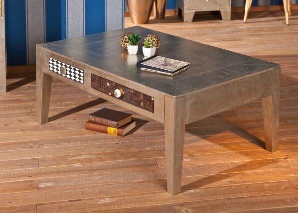 InterLink Sohvapöytä NOIDA 110x70 cm
