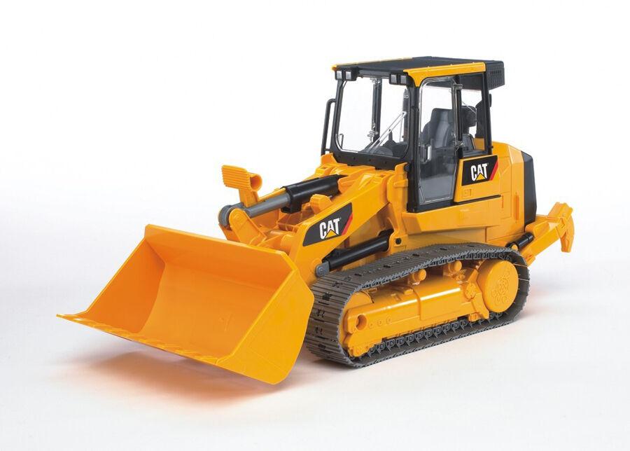 BRUDER CAT kelatraktori 1:16 BRUDER