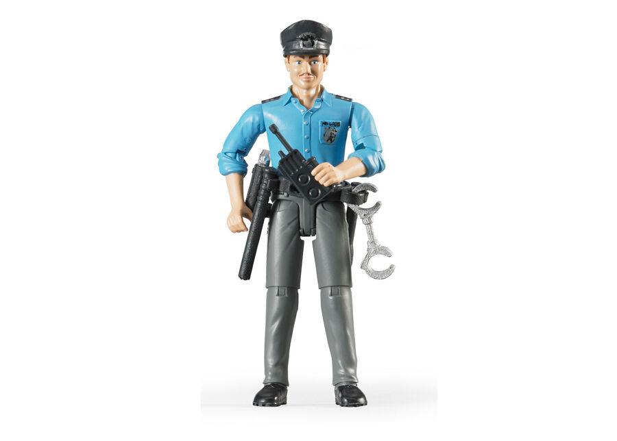 BRUDER Poliisi+varusteet BRUDER