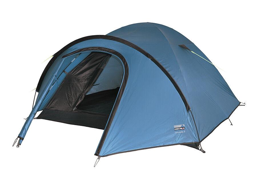 Image of High Peak Teltta HIGH PEAK NEVADA 3 sininen/tummanruskea