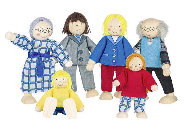 Goki Nukkekodin nuket