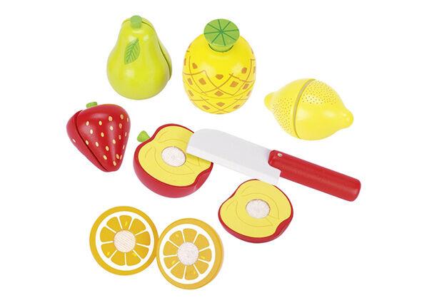 Goki Puiset, leikattavat hedelmät