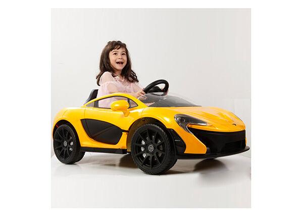 Chi Lok Sähköauto McLaren