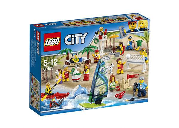Lego Hauska ranta LEGO CITY