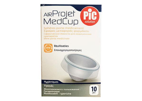 PIC SOLUTION Lääkesäliö AirProjet 10 kpl
