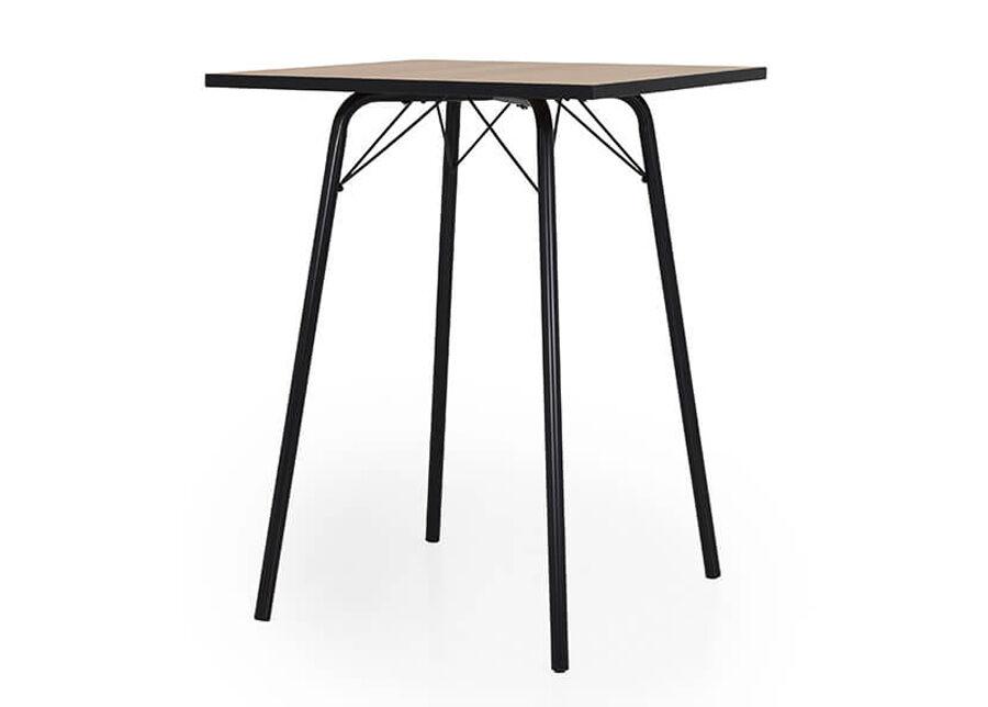 Tenzo Baaripöytä FLOW 80x80 cm