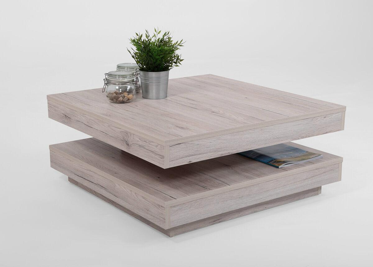 HELA Sohvapöytä BEN 78x78 cm