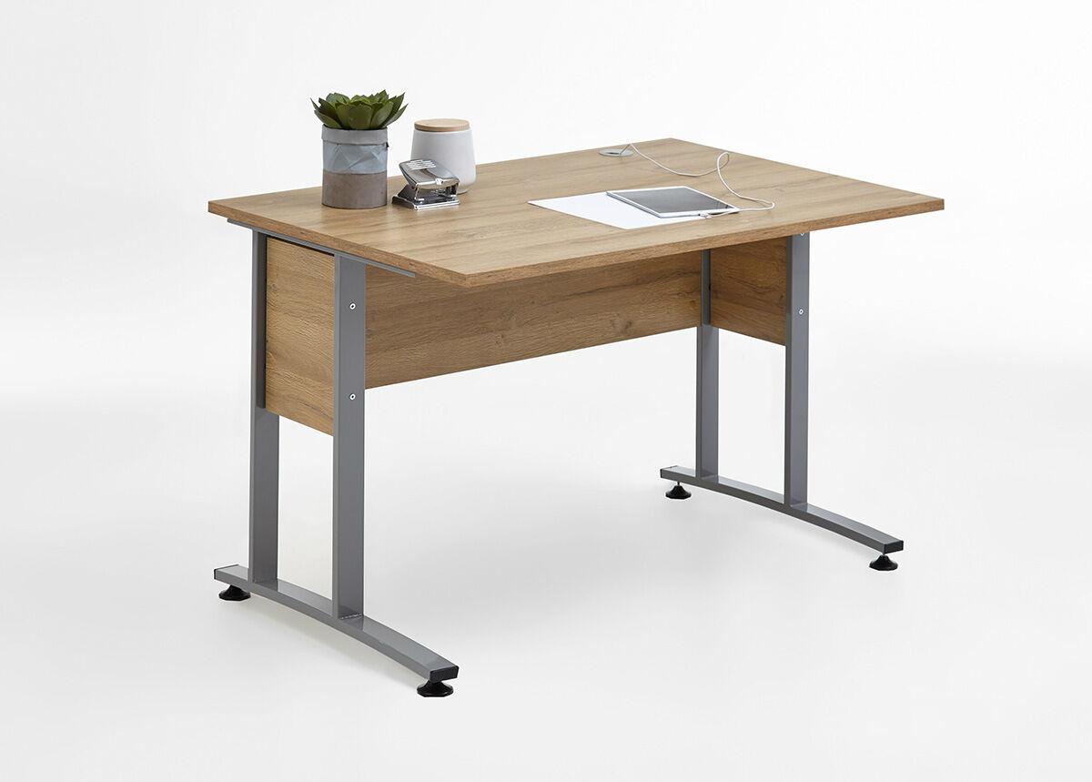 FMD Työpöytä CALVIA 1 120x80 cm